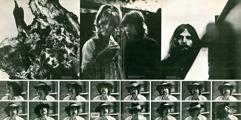 Pink Floyd Ummagumma 2
