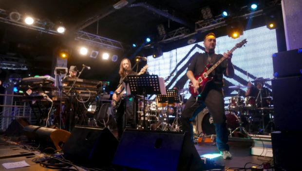 Garybaldi live